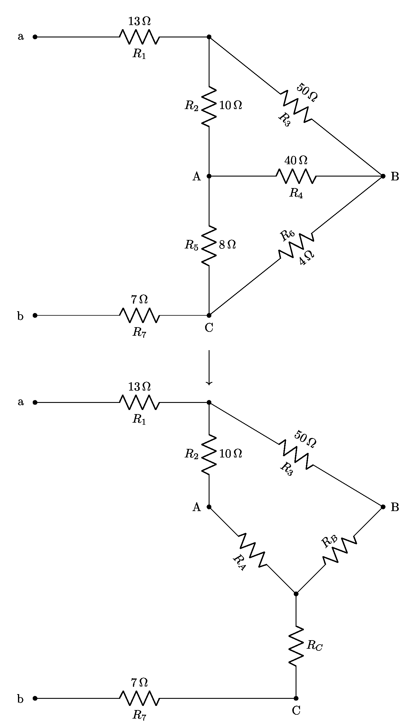 Esempio 2cc: come disegnarlo in TeX-LaTeX