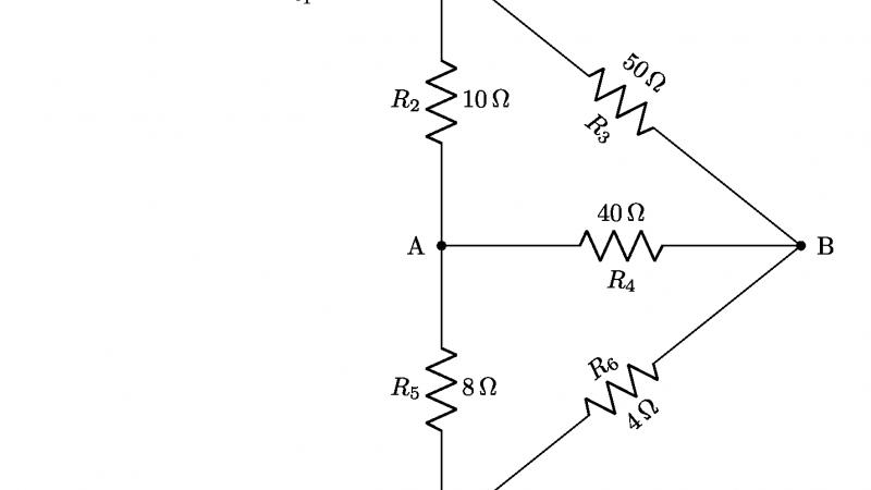 Esempio 2cc: Trasformazione Triangolo-Stella